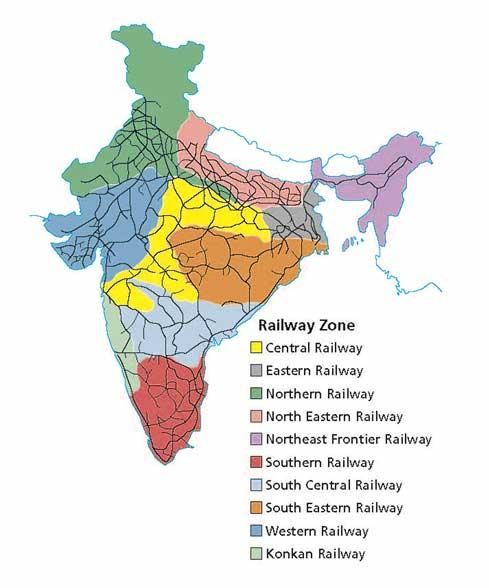 """Source: India's railroads: Copyright © Compare Infobase Ltd. Africa's Railroads: African Studies Center. """"Africa's Railroads."""" Michigan State University. http://exploringafrica.matrix.msu.edu."""