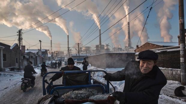 экологический налог в китае