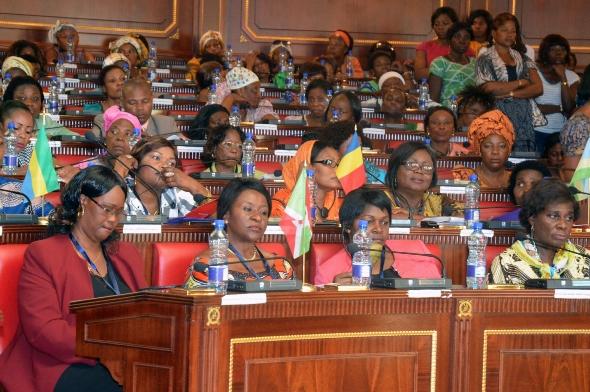 Парламент Руанды