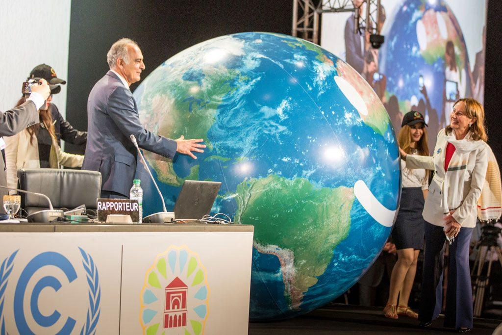 COP22 Марракеш. Проблемы изменения климата