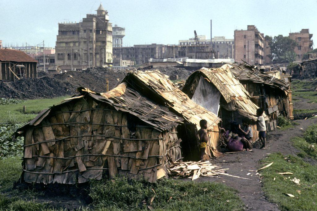 Экстремальная бедность