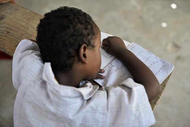 Дети Африки: с 2015 до 2030 года число детей школьного возраста на континенте вырастет на 33 процента