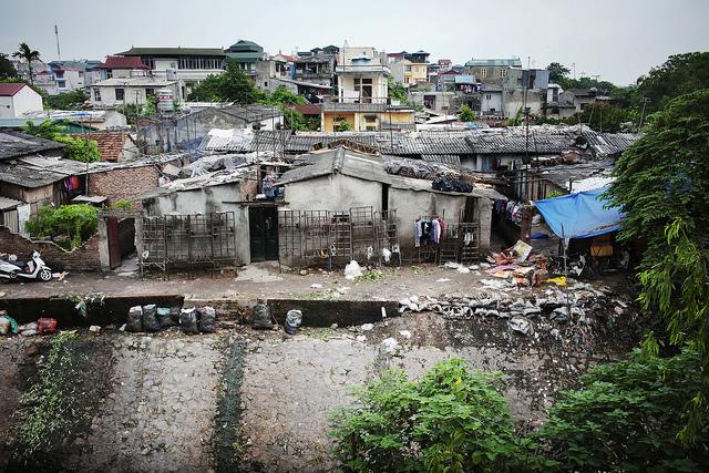 нищета во вьетнаме