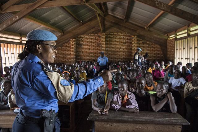 Дети, гендер, Африка