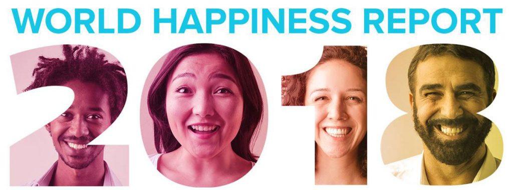 Happiness 2018