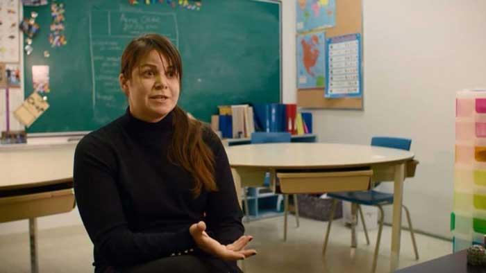 Мэгги МакДоннел, луший учитель 2017 года.