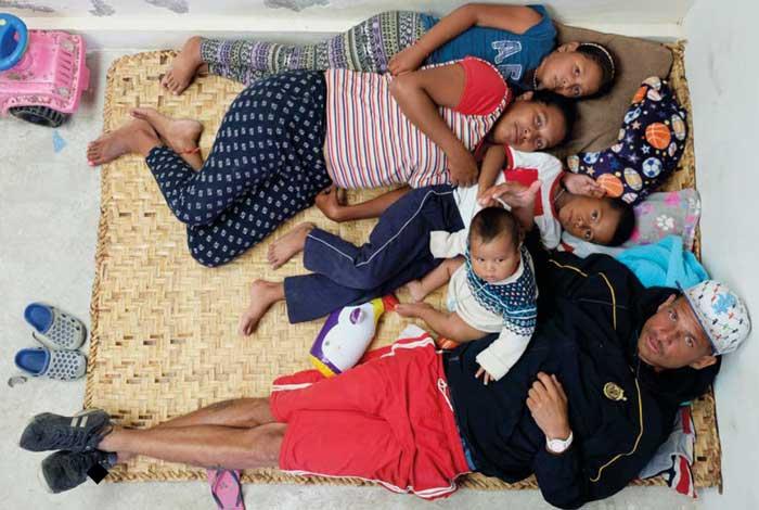 Беженцы из Венесуэлы