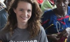 Кристин Дэвис стала Послом доброй воли ООН