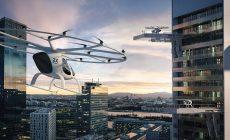 В Дубаи протестировали первое в мире беспилотное летающее такси